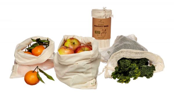 eco organic produce bags