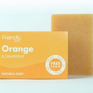 friendly soap eco orange