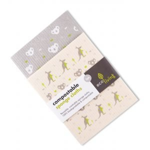 Compostable Cleaning Cloths Aussie Design