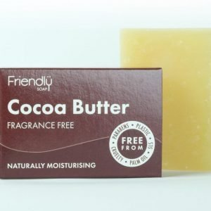 Friendly soap cocao